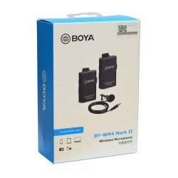 Boya BY-WM4 Wireless Microphone Mark II