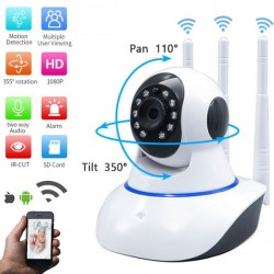 MINI WIFI PTZ DOME COLOR Camera
