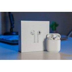 APPLE AIRPODS GENERATION 2 (HIGH COPY) white